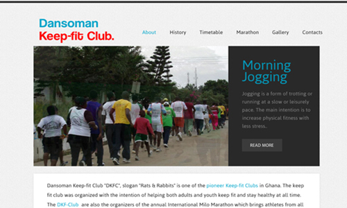 Dansoman Keep-Fit Club
